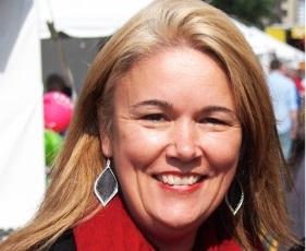 Retreat Guest Author Caroline Pignat