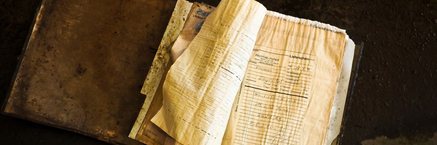 Memo to Readers: Power of Personal Papers