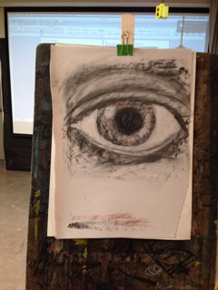 Erin's Eyeball Art