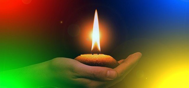 Celebrate light